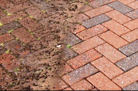 Block paving sealer Weed control For block paving repels weed growth
