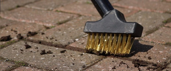 Wire Brush For Cleaning Paving Joints Paving Directory